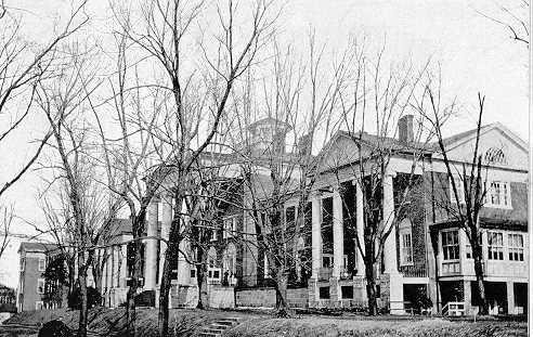Photo of Western State Hospital - Click to view larger photo